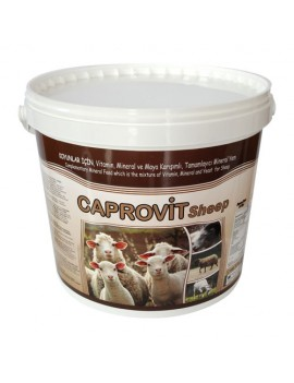 CAPROVIT SHEEP 25 Kg.