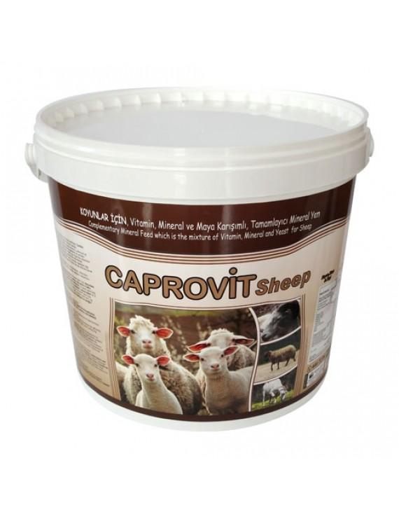 CAPROVIT SHEEP 25 Kg.
